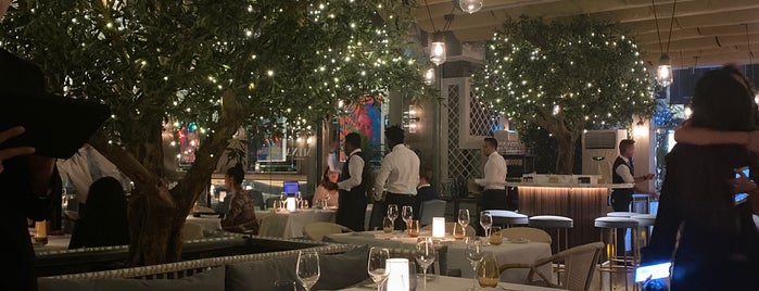 MINA Brasserie is one of Fabulous Places to Dine.
