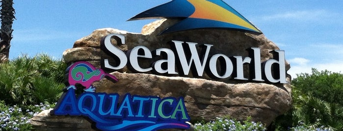 SeaWorld San Antonio is one of The Most Popular Theme Parks in U.S..