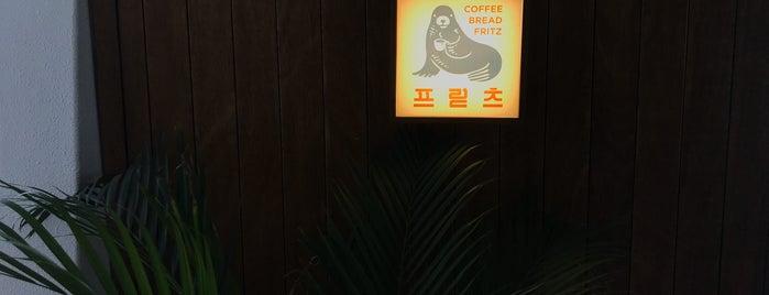 Fritz Coffee Company is one of Seoul, South Korea.
