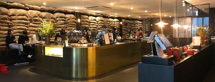 TERAROSA COFFEE is one of Pro.