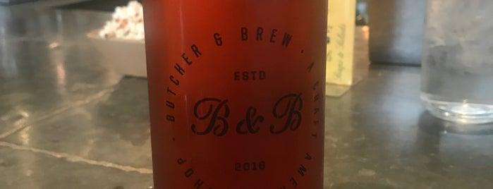 Butcher & Brew is one of Atlanta.