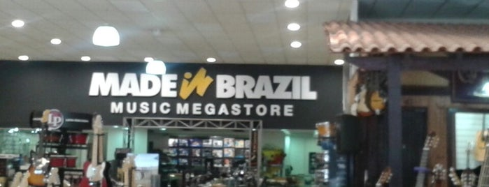 Made In Brazil Megastore is one of M@Zenaide : понравившиеся места.