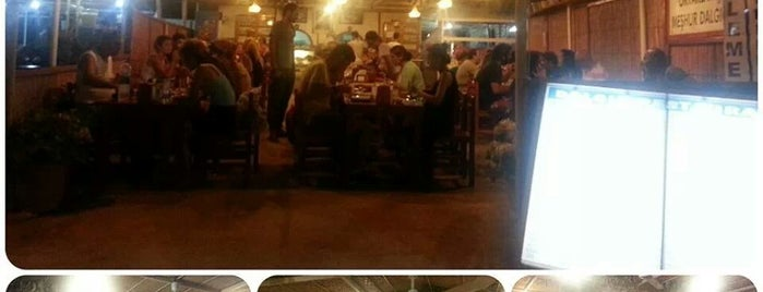 Dalgıç Restaurant is one of Posti che sono piaciuti a Yusuf.