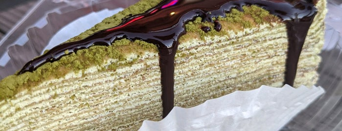cake de partie is one of SD's Sweet Tooth Spots.