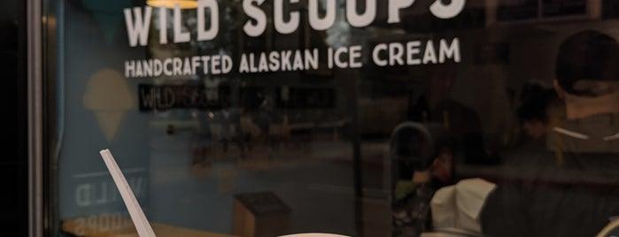Wild Scoops is one of Alaska cruising.
