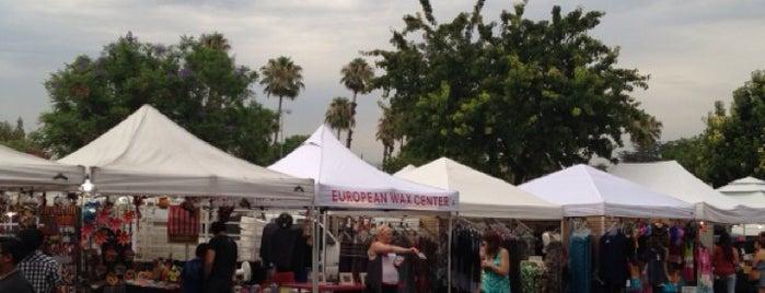 Northridge Farmers' Market & Family Festival is one of สถานที่ที่บันทึกไว้ของ Gabriel.