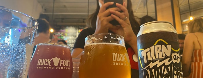 Duck Foot Brewing Co East Village is one of San Diego.