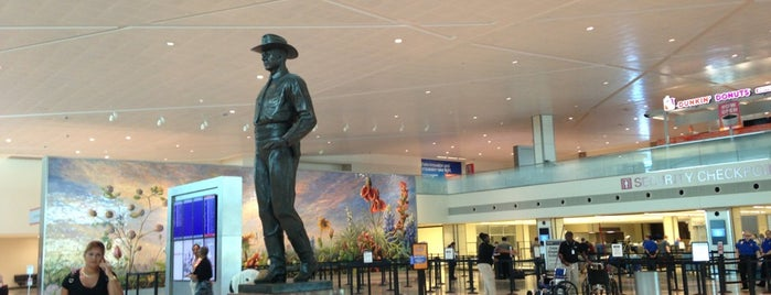 TSA Security Checkpoint is one of Airport spots!.