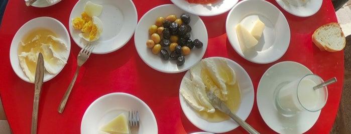 Yenigün Kahvaltı Salonu Eşref Amca'nın Yeri is one of Ibrahim 님이 저장한 장소.
