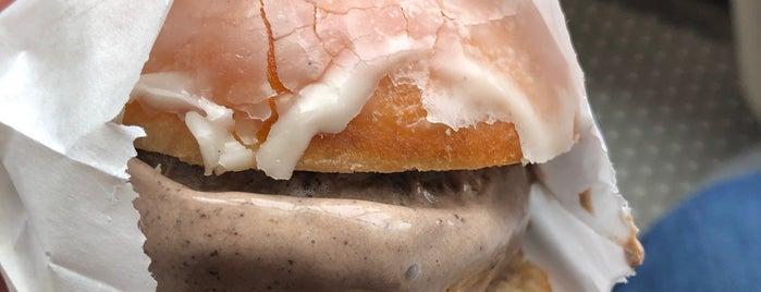 Milkjam Creamery is one of Nathan: сохраненные места.