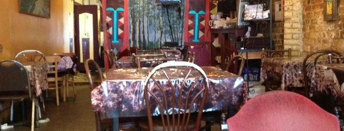 Bennachin Restaurant is one of Celebrating Black Chefs + Restaurateurs.