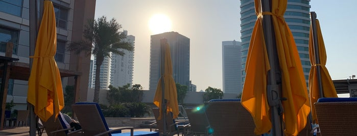 The Westin Bahrain City Centre is one of Adam's Liked Places.