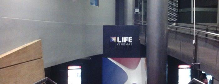 LIFE Cinemas 21 is one of Lugares favoritos de Martin.