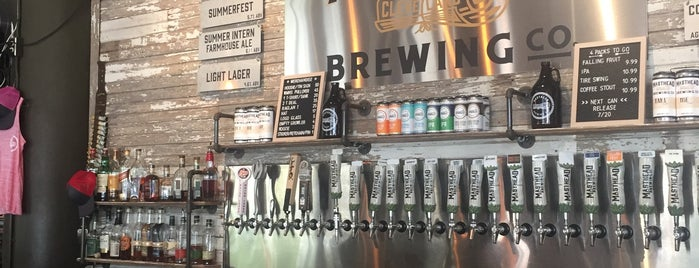 Masthead Brewing Co is one of Orte, die Cole gefallen.