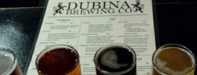 Dubina Brewing Co. is one of Beer Spots.