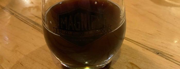Magnify Brewing is one of Lugares favoritos de Cole.