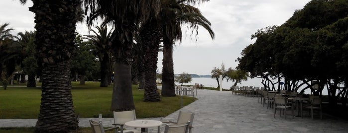 Kassandra Palace Hotel is one of Evrenさんのお気に入りスポット.