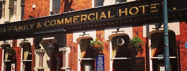 Victoria Hotel is one of Leeds Top Bars & Pubs.