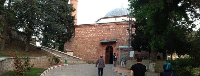 Şeyh Edebali Türbesi is one of Tarih/Kültür (Marmara).