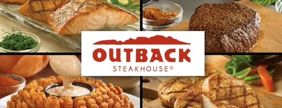 Outback Steakhouse is one of CH List - Restaurantes.