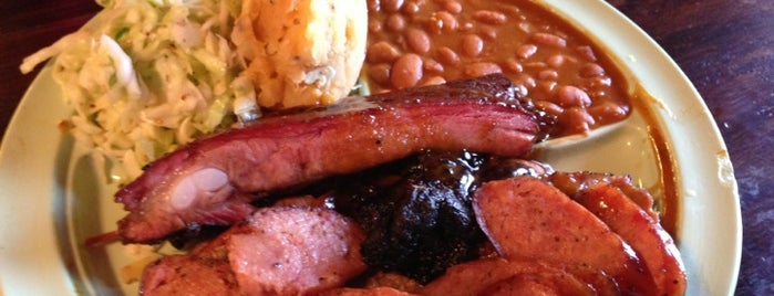 The Salt Lick is one of Austin, TX.