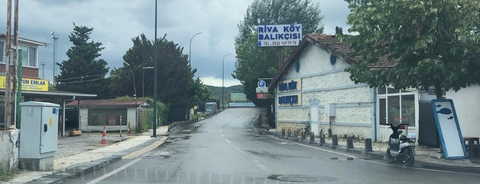 Riva Marina Balık Restaurant is one of Çengelköy - Beykoz.