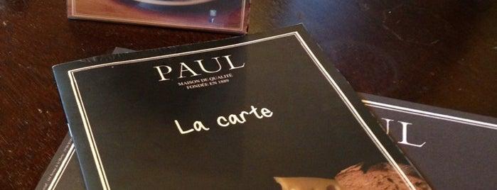 Paul is one of Lieux qui ont plu à Assia.