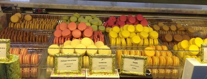 Ladurée is one of Paris.