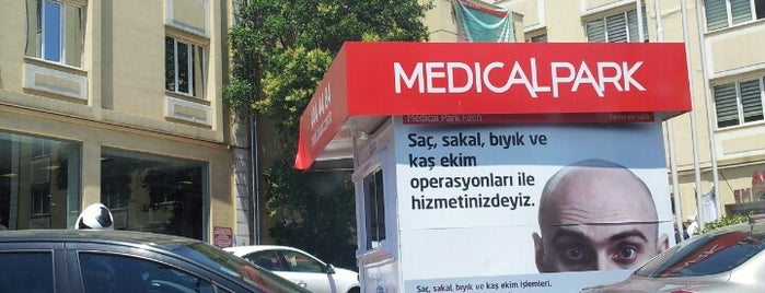 Medical Park is one of Locais salvos de Gizemli.