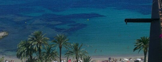 Platja de Figueretes is one of Ibiza 2013.