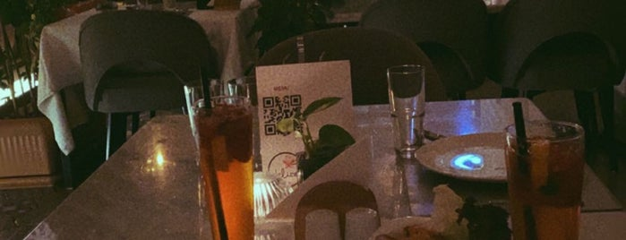 Delice Restaurant & Lounge is one of Riyadh Food.
