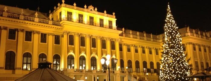 Kultur- und Weihnachtsmarkt Schloß Schönbrunn is one of DKさんのお気に入りスポット.