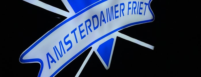 Amsterdamer Friet is one of Ma new list.