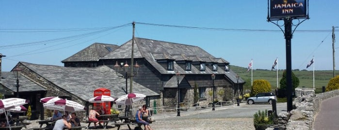 Jamaica Inn is one of Carl 님이 좋아한 장소.