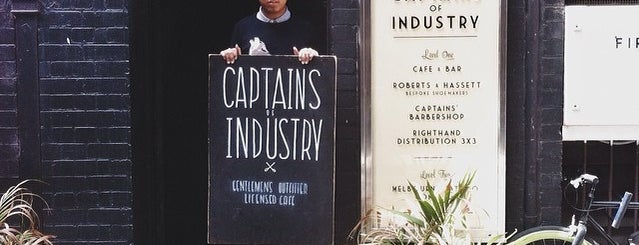 Captains Of Industry is one of Melbourne 3000.