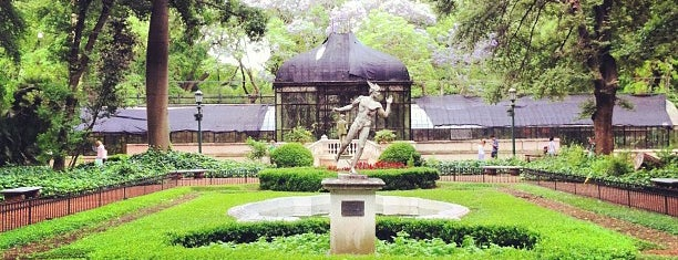 Jardín Botánico Carlos Thays is one of Buenos Aires.