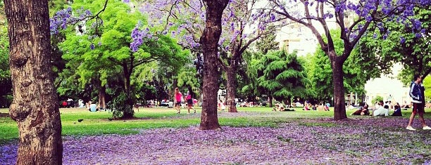 Parque Las Heras is one of Favoritos.