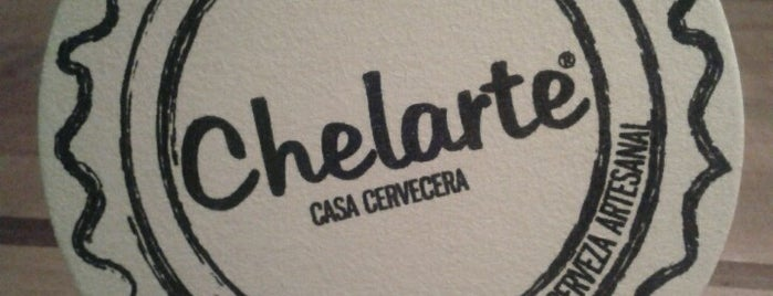 Chelarte is one of ColombiaSept.