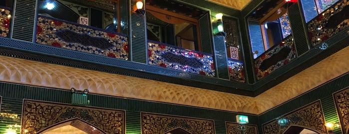 Parisa Persian Cuisine is one of Qatar.