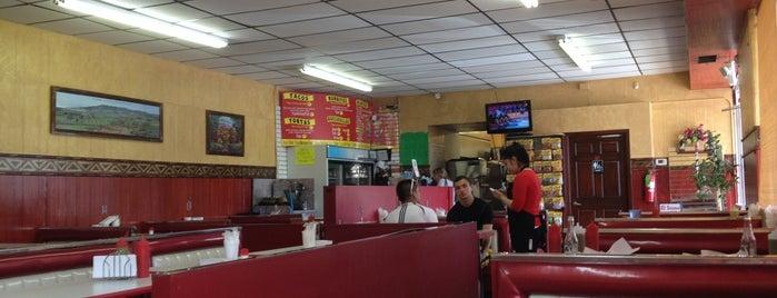 Tacos El Cunado is one of Tempat yang Disimpan Joey.