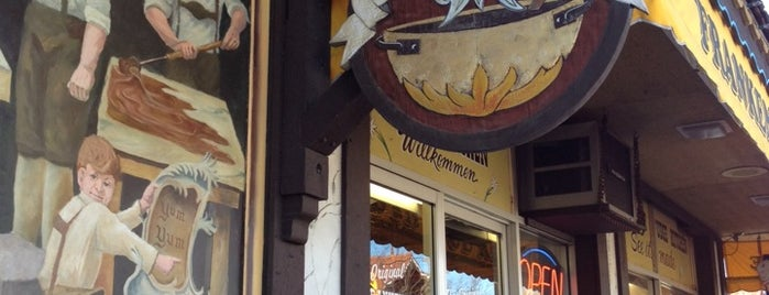Frankenmuth's Fudge Kitchen is one of Fun Go-to-Spots.