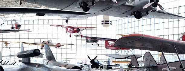 The Museum of Flight is one of Seattle; Vancouver & Whistler.