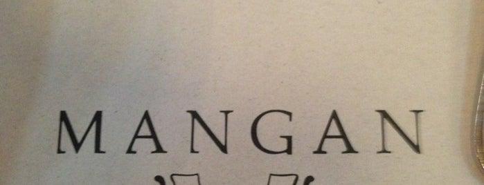 Mangan is one of Manila.