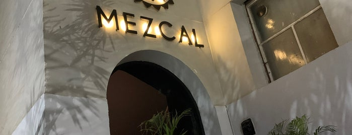 Mezcal is one of Cairo.