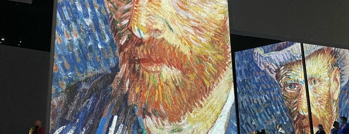 Van Gogh Alive The Experience is one of Elif : понравившиеся места.
