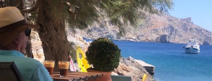 Agios Nikolaos Beach is one of greece.