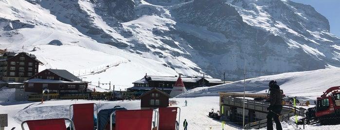 Restaurant Chalet Alpengruss is one of Grindelwald, Switzerland.