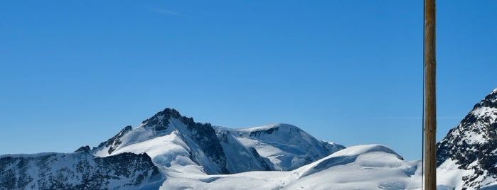 Glacier hike to the Mönchsjoch Hut is one of Grindelwald, Switzerland.