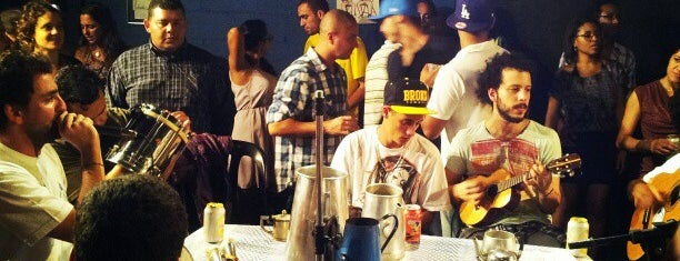 Samba do bule is one of Lugares favoritos de Ricardo.