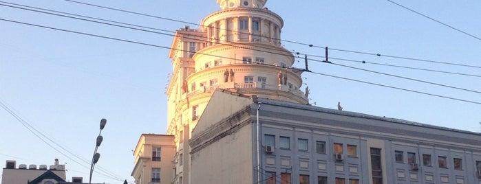 Особняк Шехтеля на Большой Садовой is one of สถานที่ที่ Jano ถูกใจ.